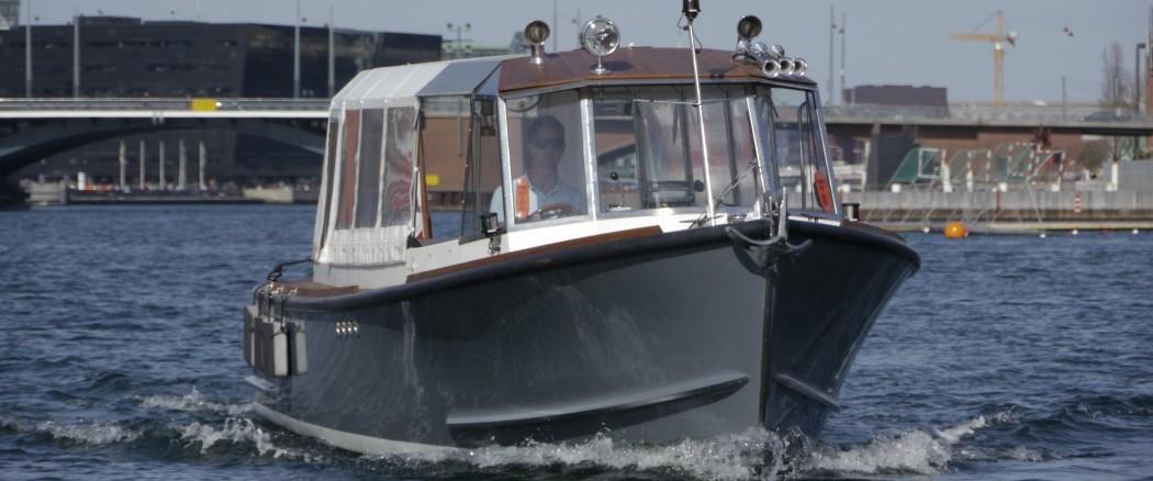 Motorbåden rie