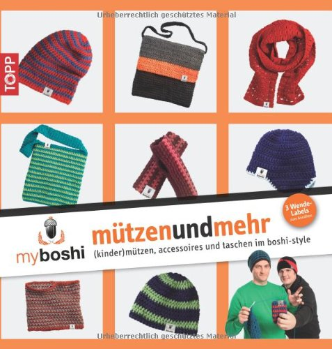 myboshi - mützenundmehr: (kinder)mützen, accessoires und taschen im boshi-style