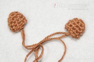 Amigurumi - Kuno - Teddy häkeln - Bär - Anleitung - Häkelanleitung