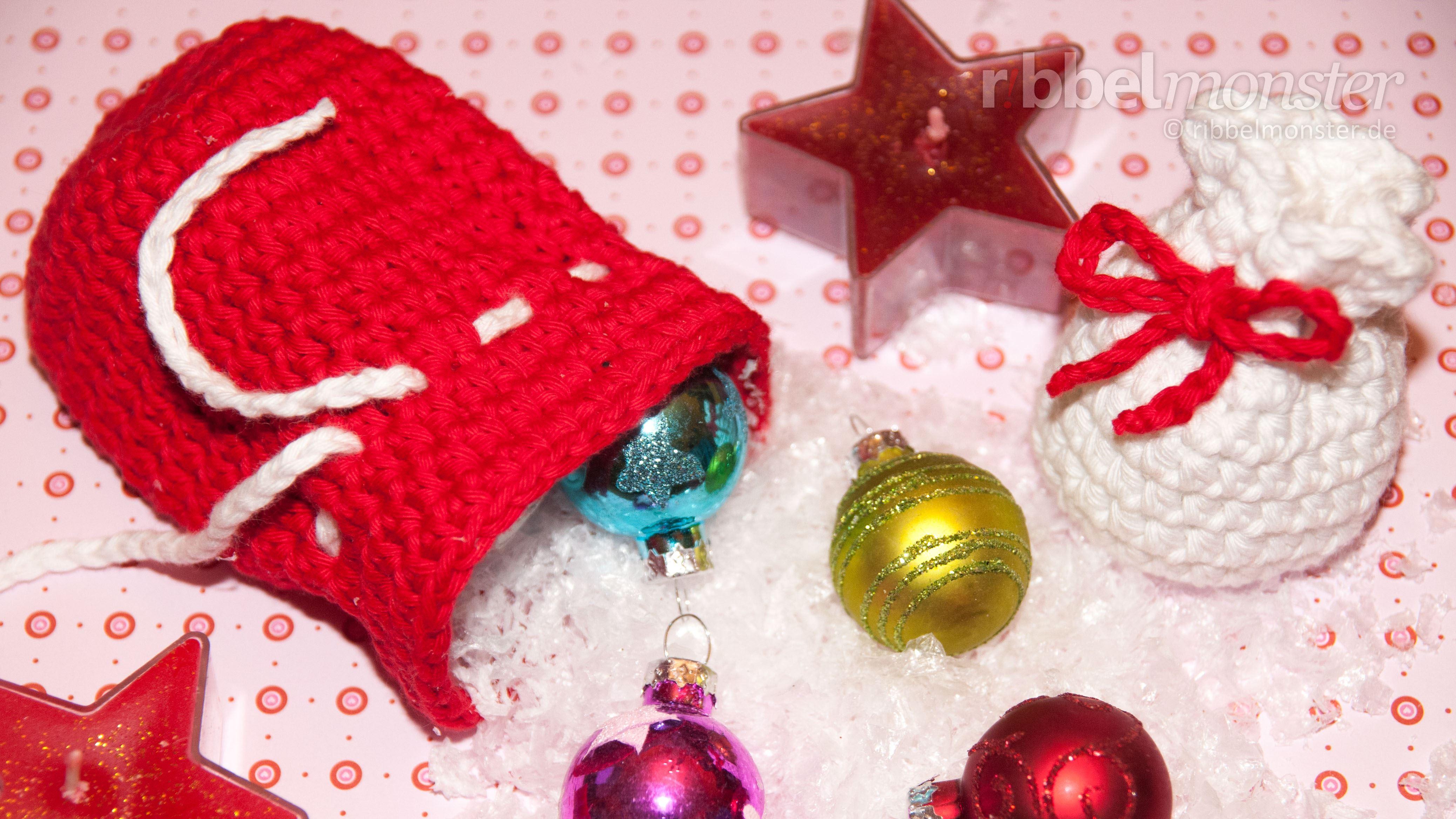 Weihnachtsgeschenke Häkeln Premium Kostenlose Anleitungen