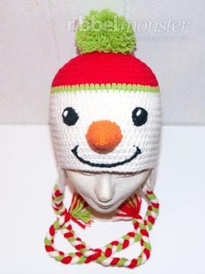 Schneemann Mütze Häkeln Frosty Premium Kostenlose Anleitungen