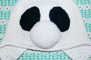 Panda Mütze Anleitung