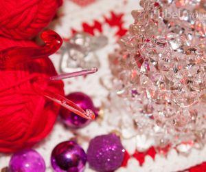 Weihnachtsgeschenke häkeln