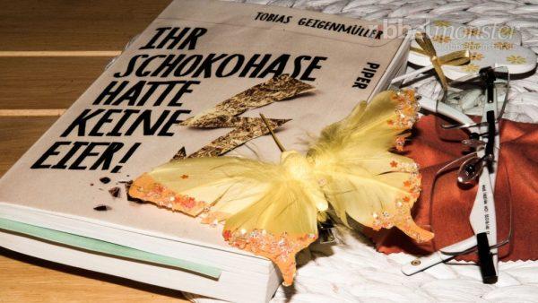 Buch Hase ohne Eier