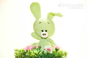 Amigurumi - Crochet Rabbit - Ono - Tutorial - free Crochet Pattern