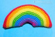 Amigurumi - Crochet Smallest Rainbow - Tutorial - Crochet Pattern