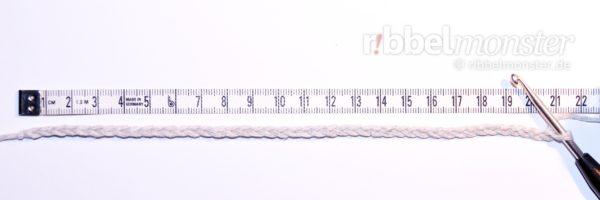 Armband häkeln - Bands - kostenlose Häkelanleitung