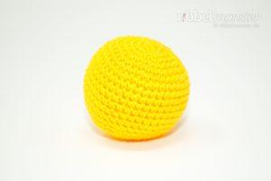 Amigurumi - einfachen mittleren Ball häkeln - kostenlose Häkelanleitung - gratis Anleitung
