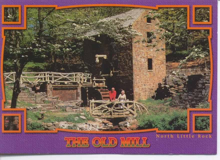 Old Mill, No. Little Rock, AR