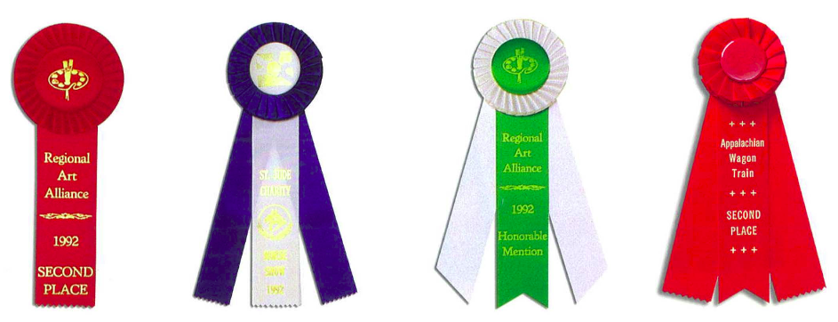 Rosettes – Ribbon Enterprises