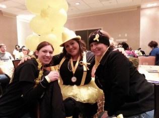 Karen,Amanda and I
