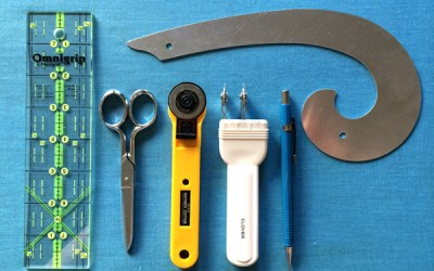 5 practical tips for getting started with pattern drafting
