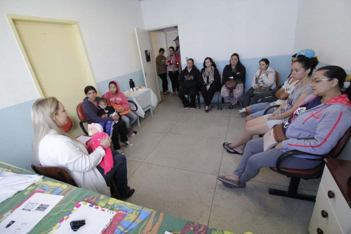 Ribeirão Pires promove palestras sobre aleitamento materno no Agosto Dourado