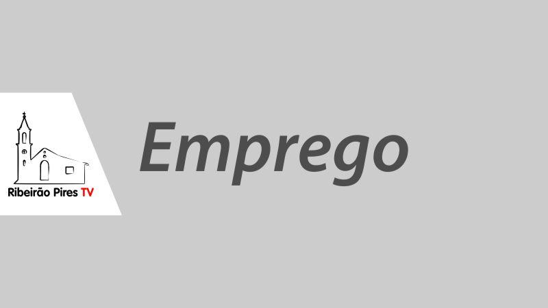 PAT de Ribeirão Pires disponibiliza oportunidades de emprego na área da saúde