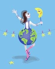 Earth dancing