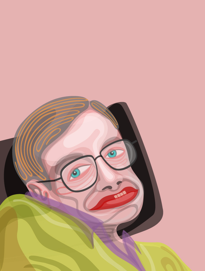 Stehphen Hawking