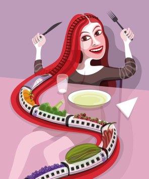 Healthy food is coming!