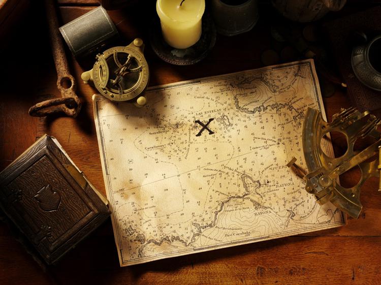 Treasure Hunt Image