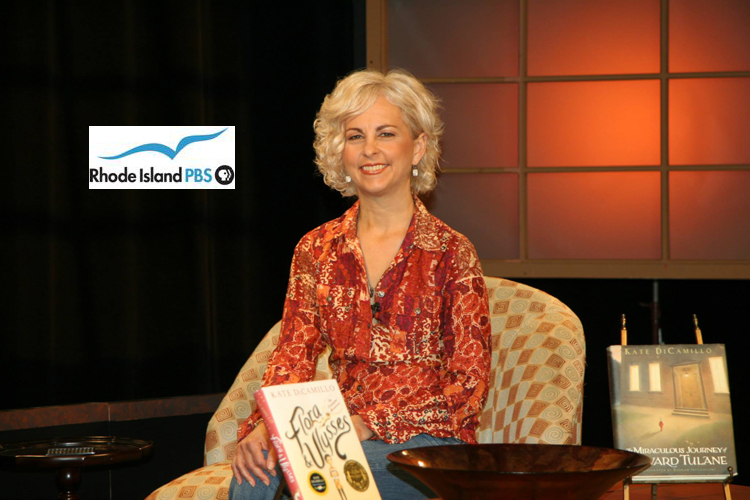 Author's Studio With Kate DiCamillo