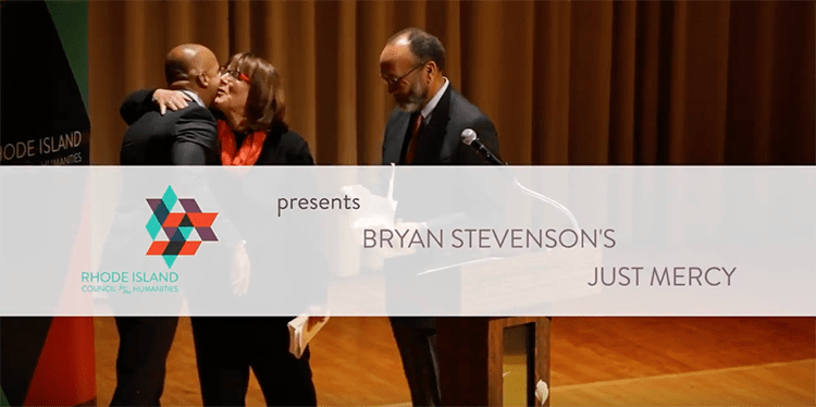 Video about Just Mercy by Bryan Stevenson