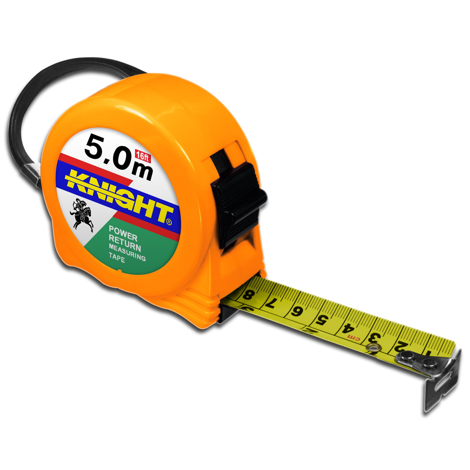 Tape Measure With Clear Ruler Measurements