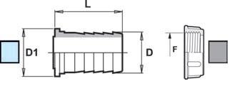 Disegno tecnico RACCORDO 105110 ARAG