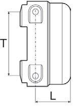Disegno tecnico TAPPO 219040 ARAG