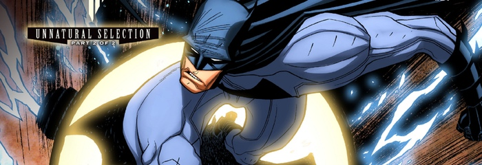 Batman: Legends of the Dark Knight