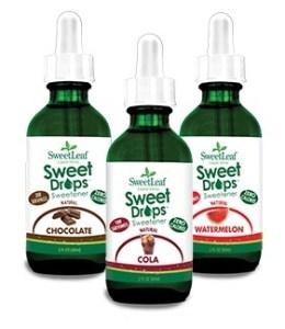 SweetLeaf Sweet Drops