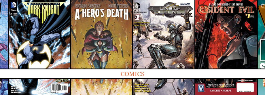 A Hero's Death – final six pages!