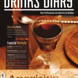 Drinks Diary chega às bancas