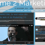 "Time2Marketing Lyon : ""It's time 2 marketing"", j'y serais et vous ?"