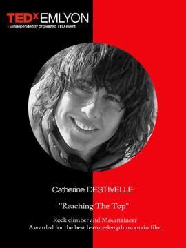 Catherine Destivelle - TEDxEMLYON