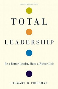 Total Leadership de Stewart Friedman