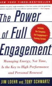 The Power of Full Engagement de Jim Loehr & Tony Schwartz