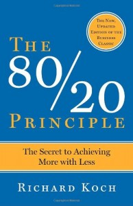 The 80/20 Principle de Richard Koch