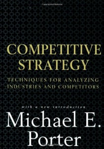 Competitive Strategy de Michael Porter