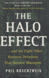 The Halo Effect de Phil Rosenzweig