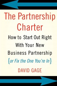 The Partnership Charter de David Gage