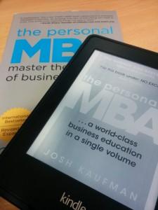 Le personal MBA, liste des meilleurs livres de business