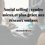 """<span class=""""entry-title-primary"""">Social selling : retour aux sources des méthodes de vente pour vendre mieux ?</span> <span class=""""entry-subtitle"""">Le social selling consiste à écouter, conseiller et ensuite vendre</span>"""