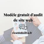 Modèle gratuit d'audit site web