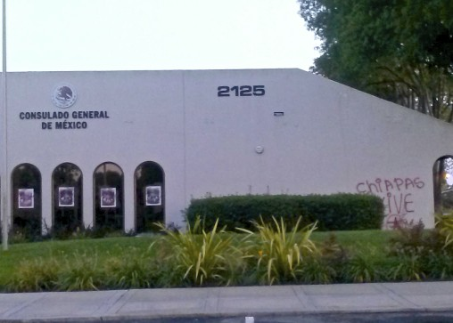 Consulado de México en San José | 1 de julo de 2013