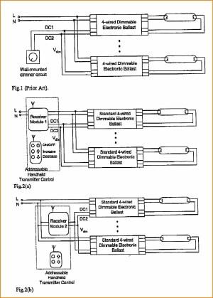 0 10v Dimming Ballast Wiring Diagram | Free Wiring Diagram