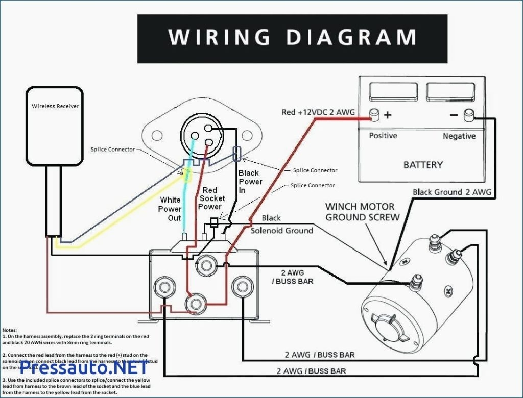 Rule 12 Volt Winch Wiring Diagram