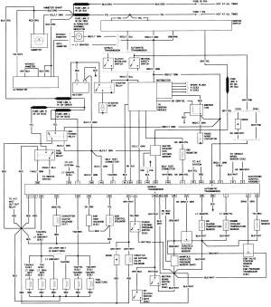 1987 ford F150 Wiring Diagram | Free Wiring Diagram