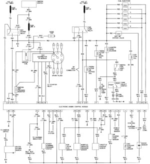 1989 ford F150 Ignition Wiring Diagram | Free Wiring Diagram
