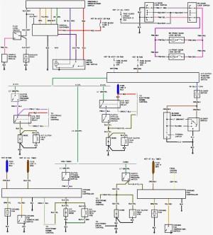 1990 Mustang Wiring Diagram   Free Wiring Diagram