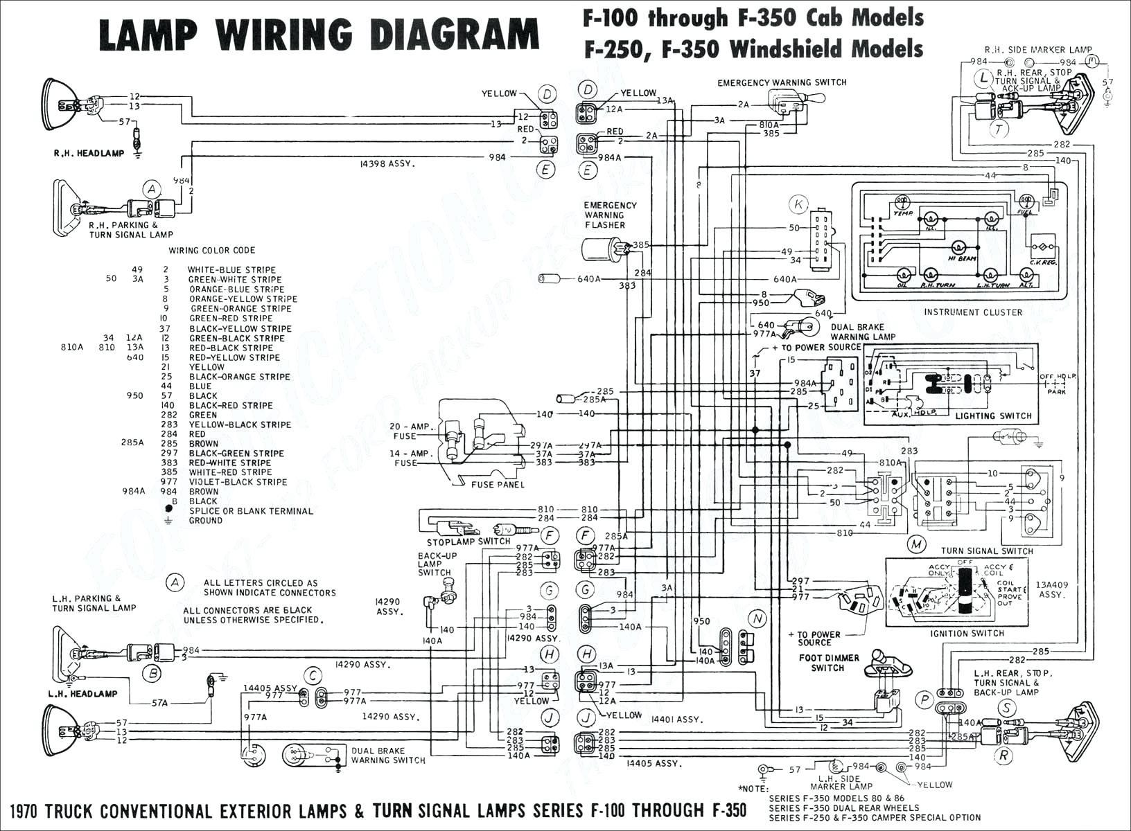 Ford Spark Plug Wiring Diagram Schematic