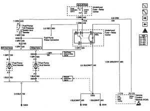 1998 Chevy S10 Fuel Pump Wiring Diagram | Free Wiring Diagram